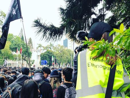 2020 New Year's March @ Hong Kong Island