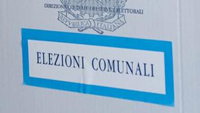 ELEZIONE DIRETTA DEL SINDACO E DEL CONSIGLIO COMUNALE DI DOMENICA 3 E LUNEDI' 4 OTTOBRE 2021.