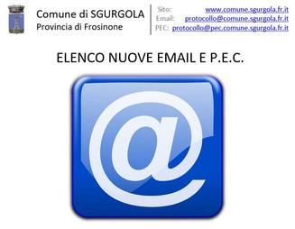 AVVISO: Dismissione definitiva a partire dal 04/06/2020 del dominio www.comune.sgurgola.fr.gov.it