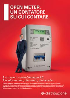 E-Distribuzione: PREAVVISO CAMPAGNA SOSTITUZIONE MASSIVA CONTATORI ELETTRONICI
