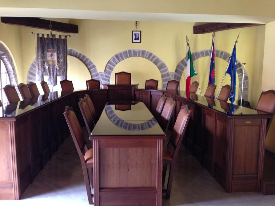 Convocazione Consiglio Comunale in sessione straordinaria per il 13.10.2020 ore 9.00 (2^ Conv.)