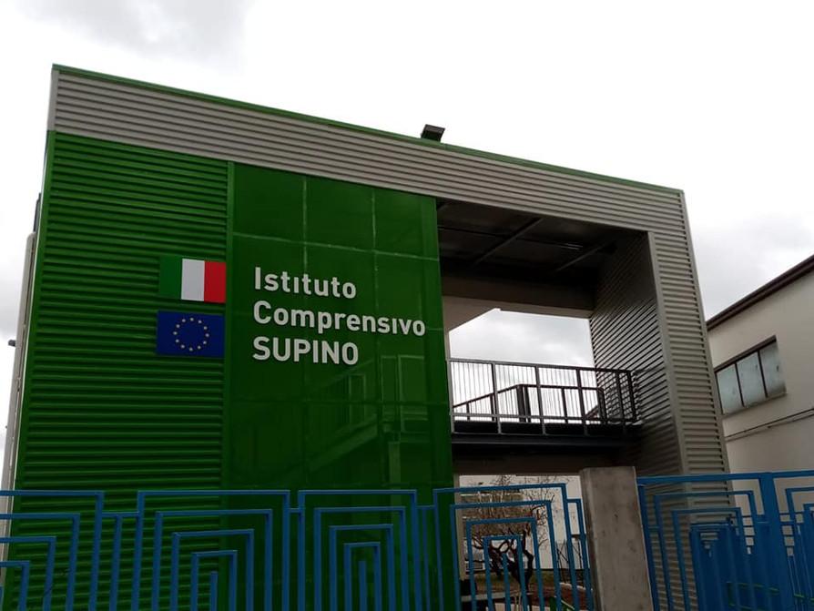 INAUGURAZIONE DEL NUOVO PLESSO SCOLASTICO DI VIA CALVONE - Venerdì 16 alle ore 15,30.