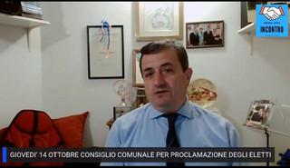 """PRIMO CONSIGLIO COMUNALE GIOVEDI' ORE 17.00 ALLA """"CASA DELLA CULTURA"""""""