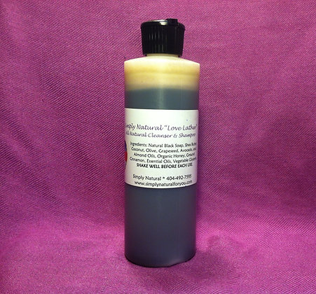 Simply Natural© Love Lather - 16oz