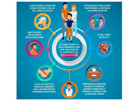 #Coronavirus ORDINANZA REGIONE LAZIO 13.04.2020