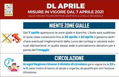 DL COVID - APRILE 2021