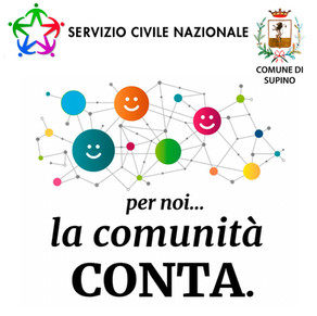 SERVIZIO CIVILE 2020-2021 #Supino