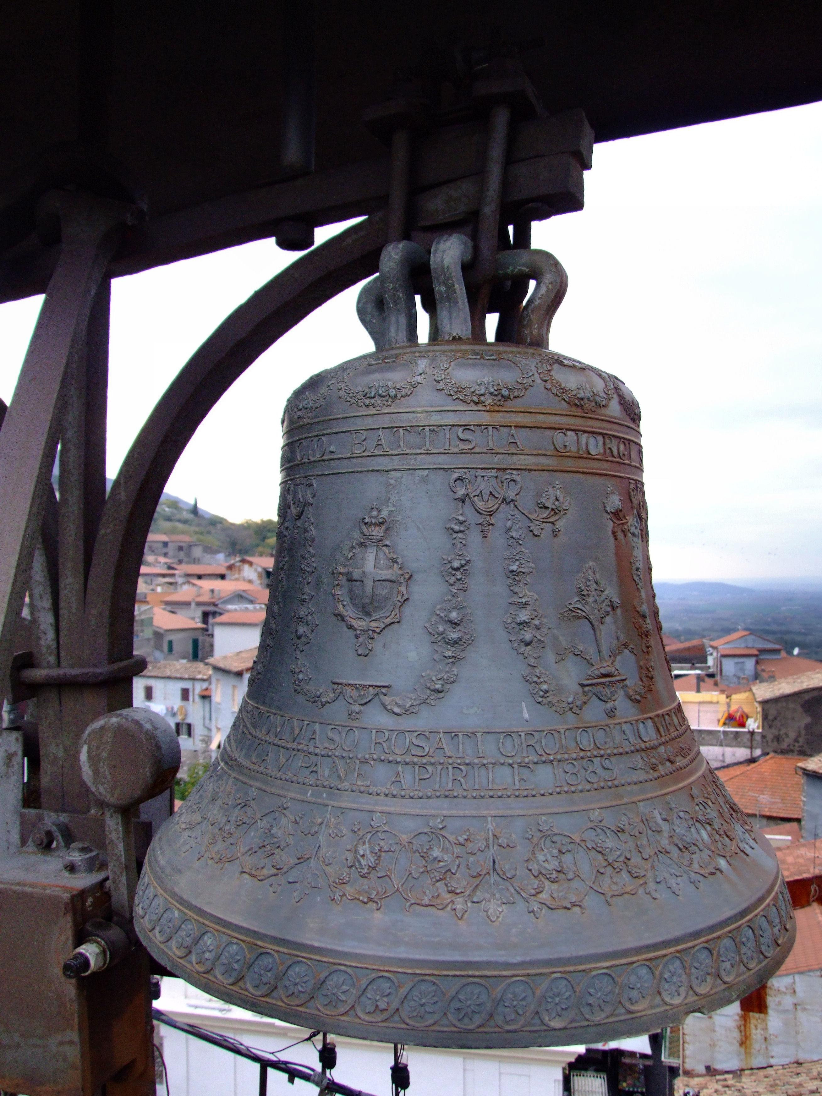 campana orologio 1