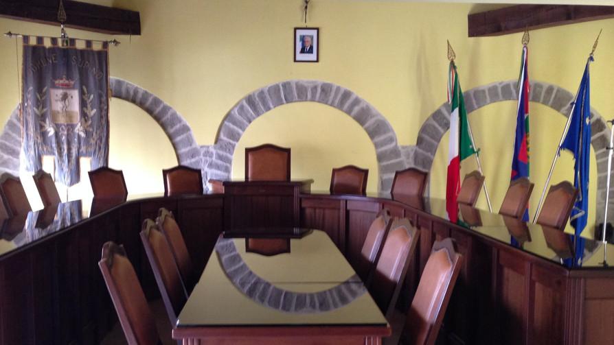 Convocazione Consiglio Comunale in sessione Straordinaria presso l'aula Consiliare.