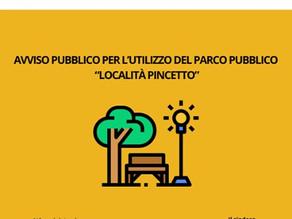 AVVISO PUBBLICO PER MANIFESTAZIONE DI INTERESSE PROCEDURA NEGOZIATA DI AFFIDAMENTO CONCESSIONE