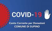 Comune diSupino - Attivato il conto corrente per le donazioni