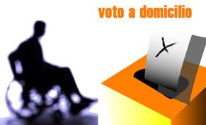 ELEZIONI COMUNALI DI DOMENICA 3 E LUNEDI' 4 OTTOBRE 2021- RICHIESTA VOTO DOMICILIARE