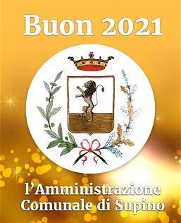 SERENO ANNO NUOVO 2021