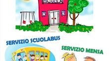 AVVISO: APERTE ISCRIZIONI SERVIZIO MENSA E SCUOLABUS