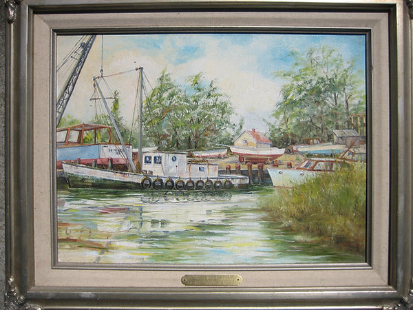 1- Virginia Point (Svensson's Boatyard)