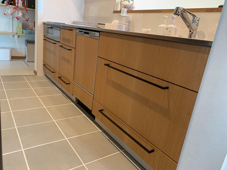 GRAVITY  NERO kitchen