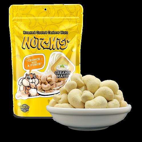 【滋味沙律醬】Creamy Mayo - Nutchies  - 100 g【輸入優惠碼 6件 $234 | 12件 $432】