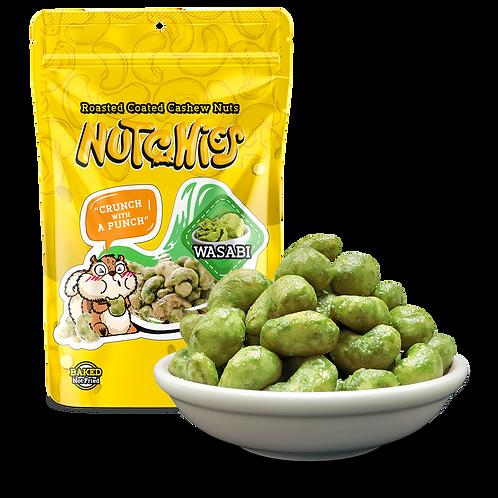 【日式芥末風味】Wasabi  - Nutchies  - 100 g【6件 $234 | 12件 $432】