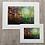 Thumbnail: 'October' 40x50cm mounted art print
