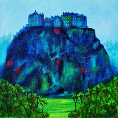 Edinburgh Castle Summer