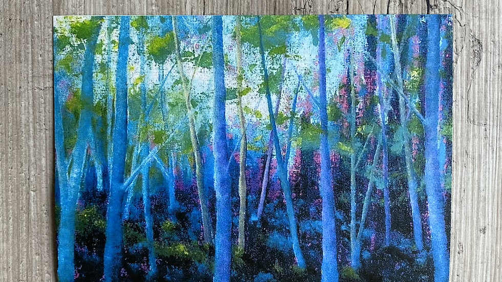 'Spring' A3 art print.