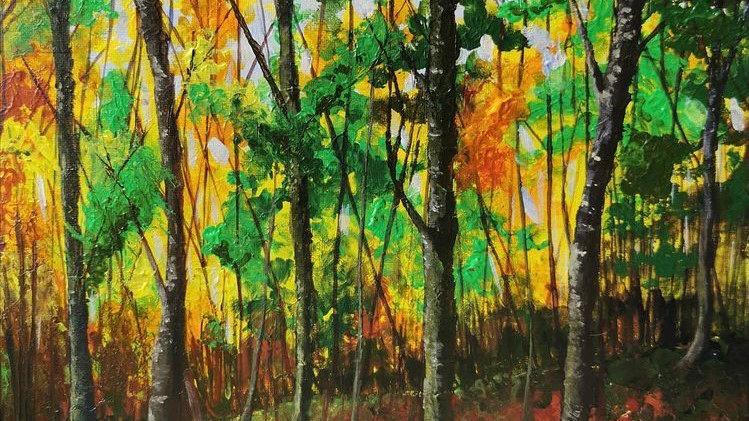 Yair in Autumn