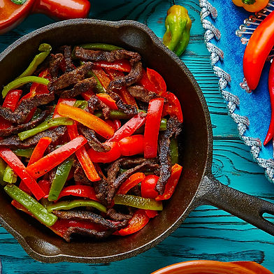 Clamato Beef Fajitas - take recipe from US website.jpg