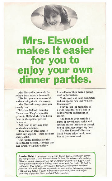Mrs E Old Advert.png