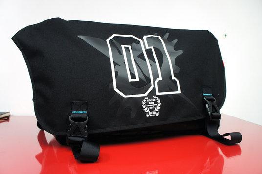 Alleycat Messenger bag