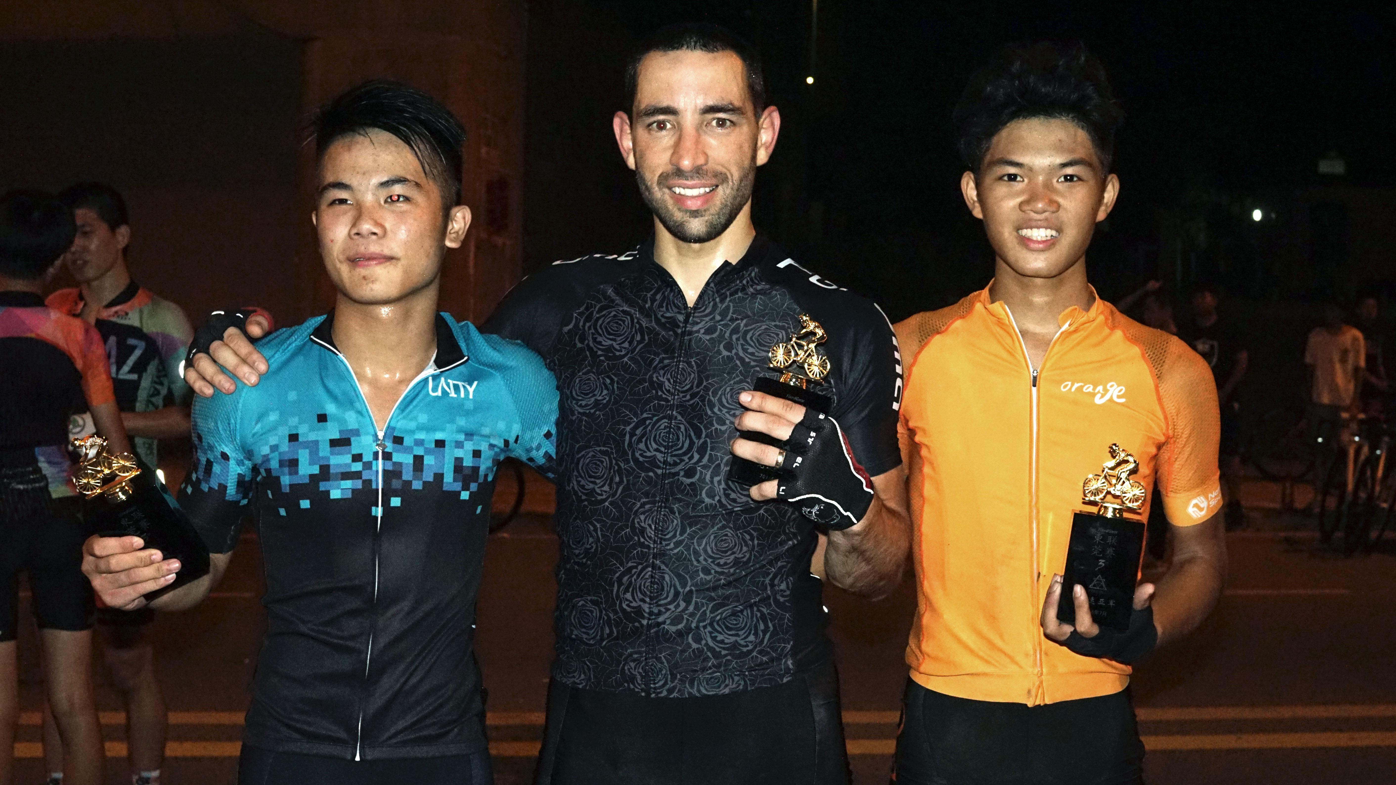 Team Fordma, Julien