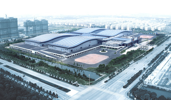Kunshan International Exhibition centre