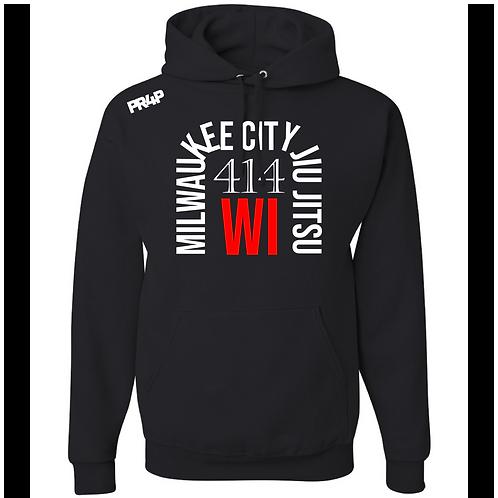 Milwaukee City Jiu Jitsu Hoodie