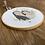 Thumbnail: 15cm Printed Embroidery Hoop