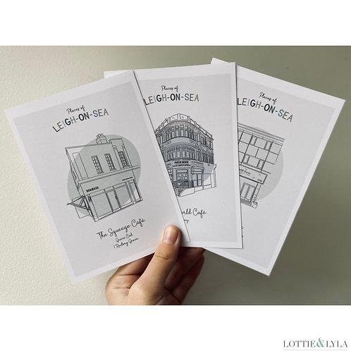 Individual Small Business Illustration