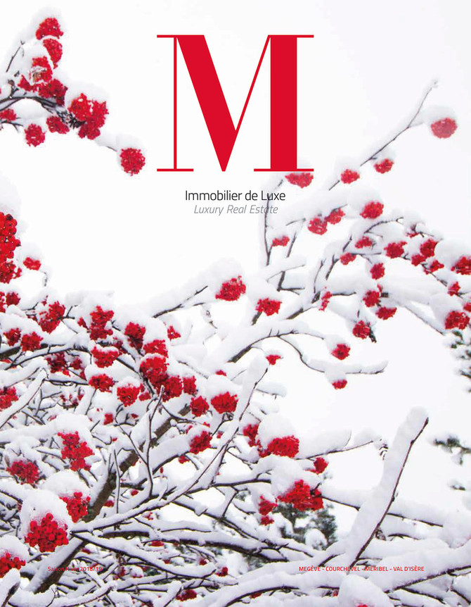 M magazine Hiver 2018/19