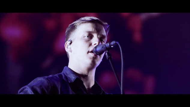 George Ezra at Lytham Festival 2018