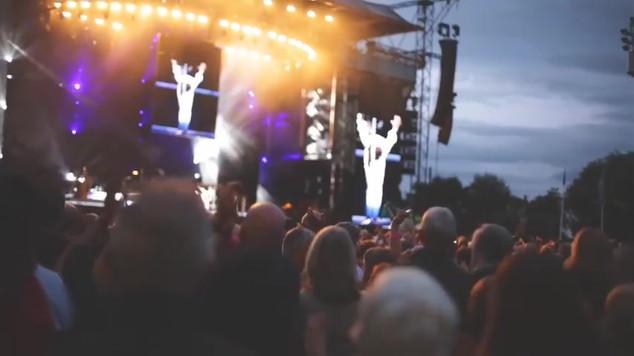 Rod Stewart Hits Tour 2016