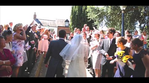 Andrew & Becky's Wedding Day