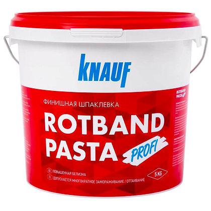 КНАУФ Ротбанд-Паста Профи шпатлевка готовая (20кг)