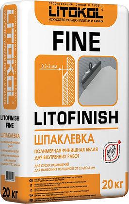 Финишная шпаклевка LITOFINISH