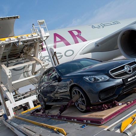 O número de carros importados não para de crescer! CAT e LCVM