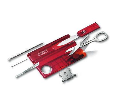 SwissCard Lite - Vermelho