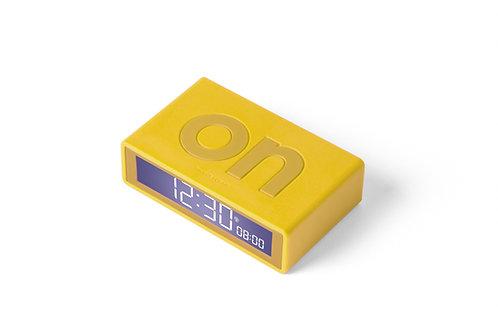 Despertador - FLIP+ - Amarelo