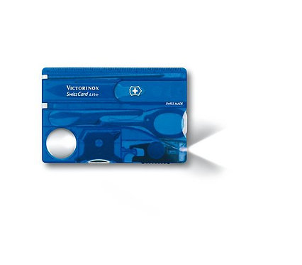 SwissCard Lite - Azul