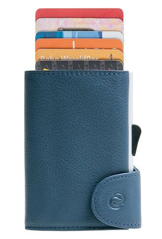 Carteira C-Secure - Azul