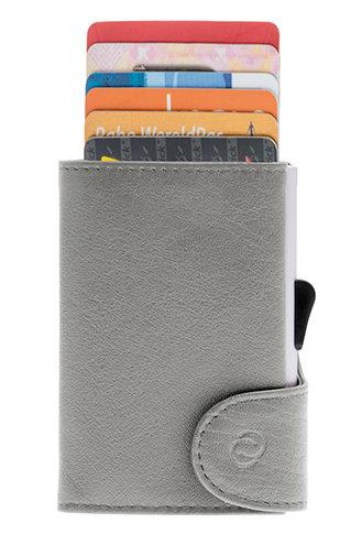 Carteira C-Secure - Cinza