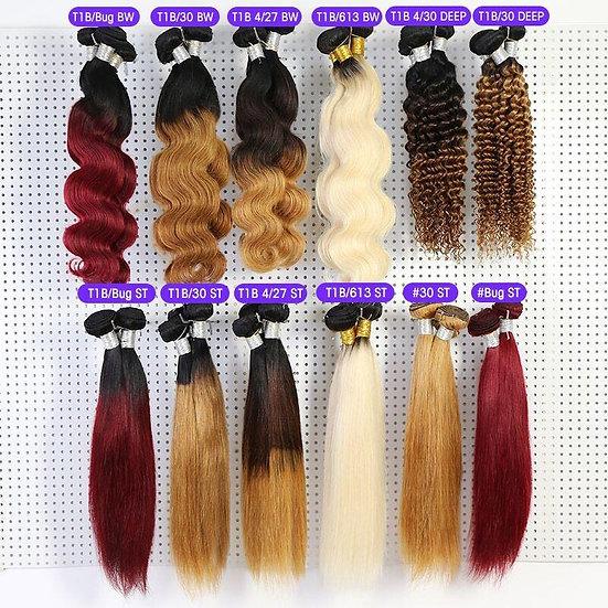 Pre-Colored Bundles