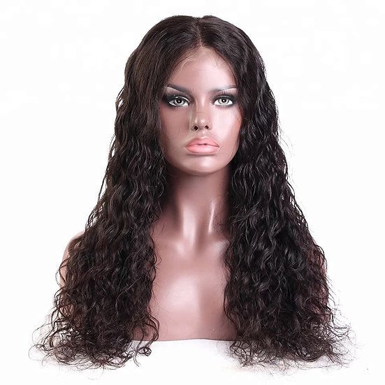 Natural Wave Lace Front Wig