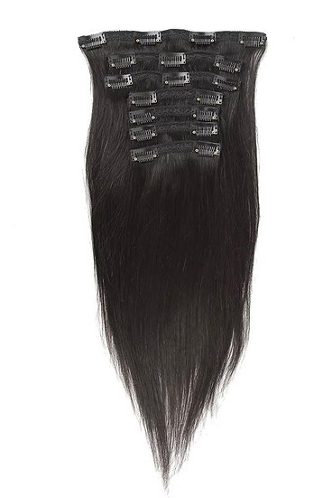 Straight/Body Wave Clip-Ins
