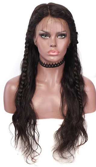 Straight/Body Wave Lace Front Wig
